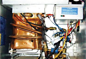 Continuous Hot Water System